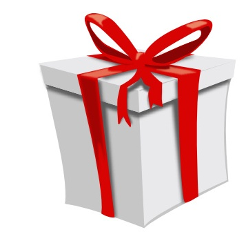 Cadeau Image coffret cadeau en studio d'enregistrement. bon cadeau pour musicien